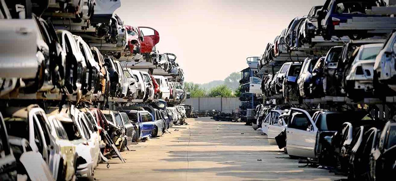 報廢車回收流程